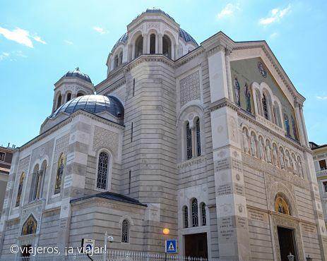TRIESTE. Iglesia ortodoxa