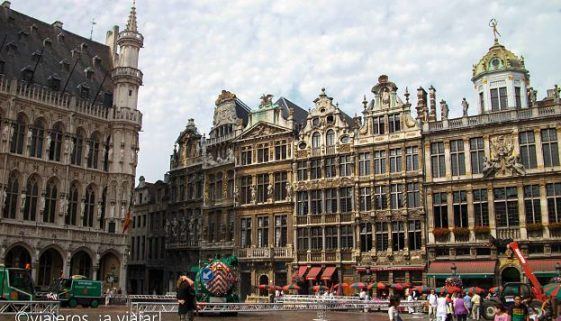 Bruselas. Grand Place