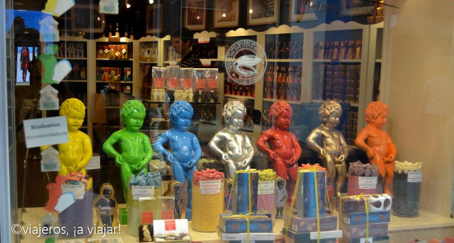 chocolate Bélgica