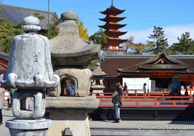 Hiroshima. Isla de Miyajima