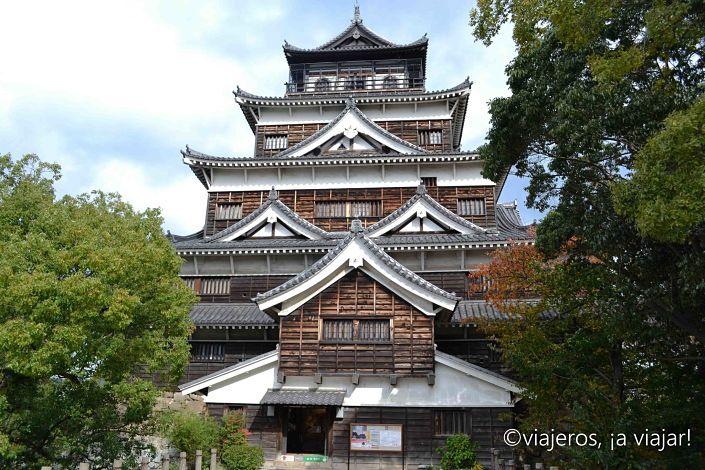 Hiroshima. Castillo