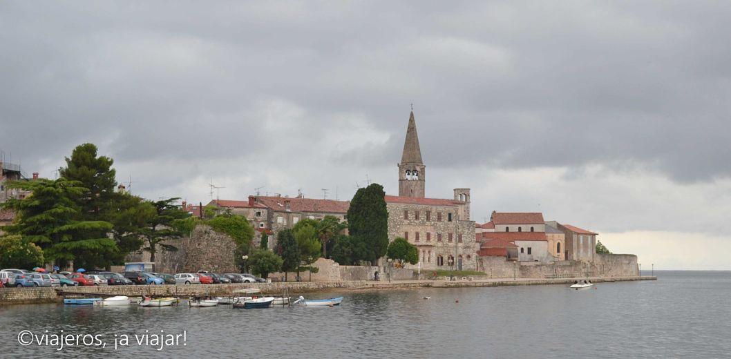 Porec en Istria