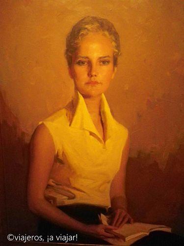 museos retrato-mujer-revello