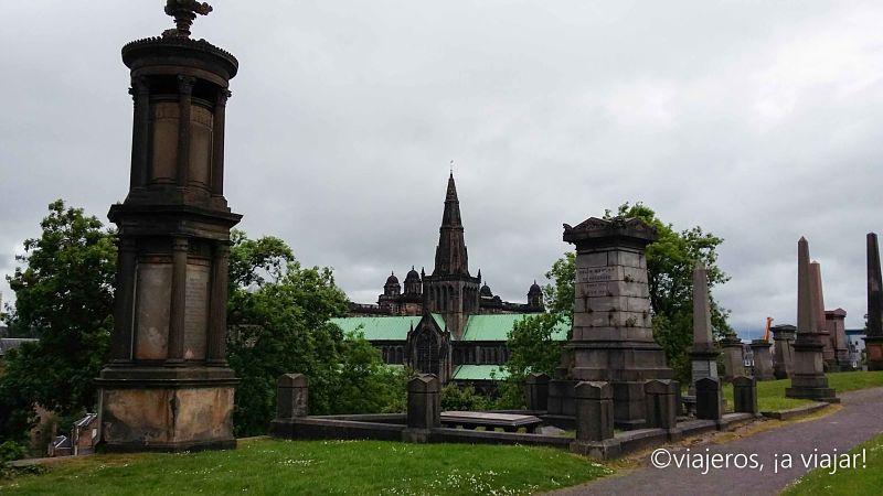 Glasgow Necrópolis