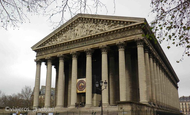 Paris. Madeleine
