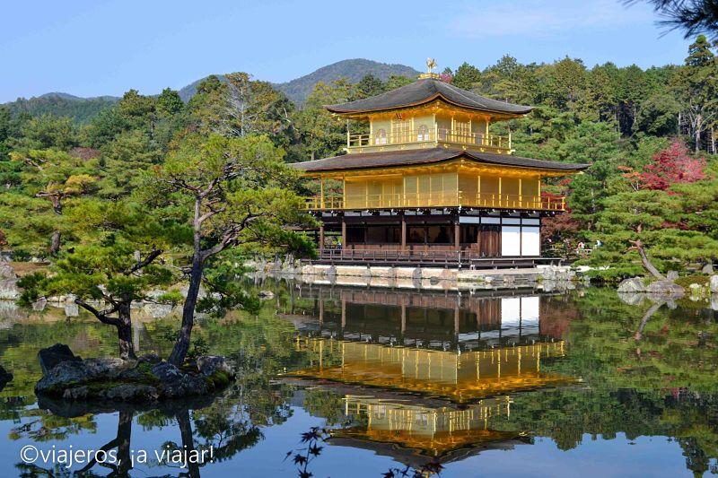 Templos - Kinkaku de kioto