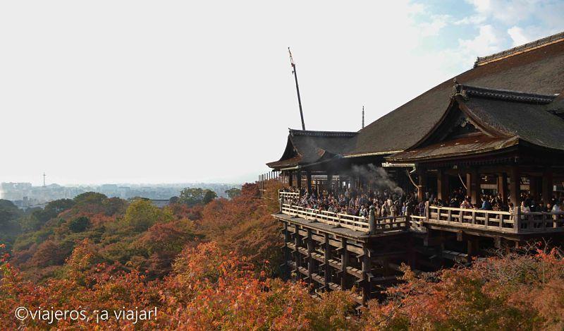 Templos - Kiyomizu