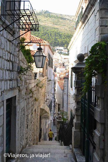 Dubrovnik. Callejuela