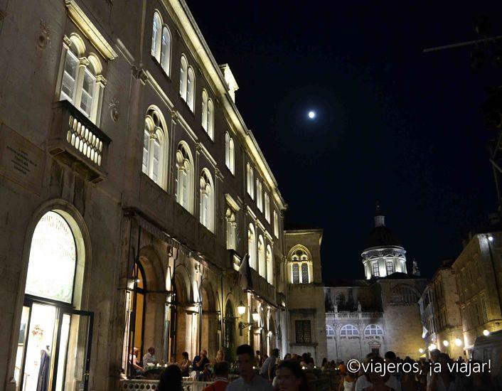 Dubrovnik. Palacio Sponza