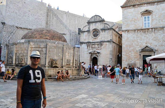 Gran Fuente. Dubrovnik