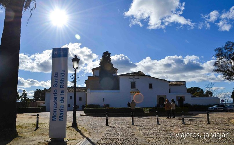 Huelva. Monasterio Rabida
