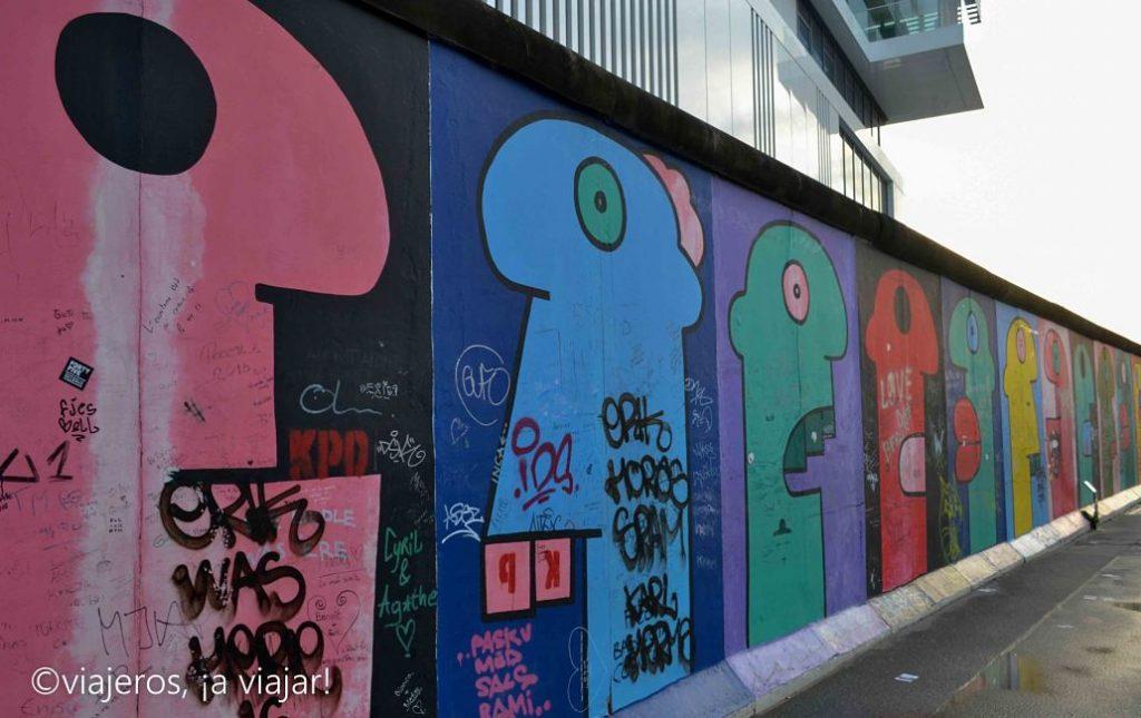 Berlin. East Side Gallery