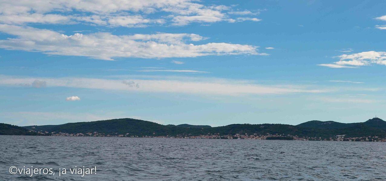 Zadar. Vistas