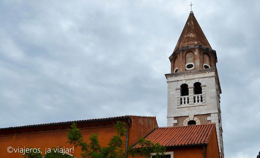 Zadar. Iglesia de San Simeón