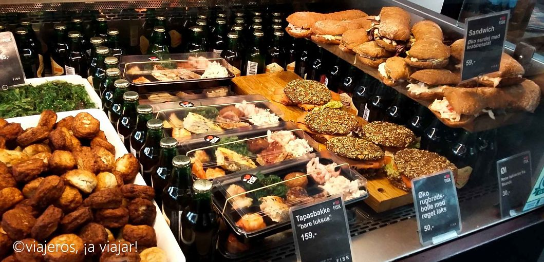 Dinamarca. gastronomia