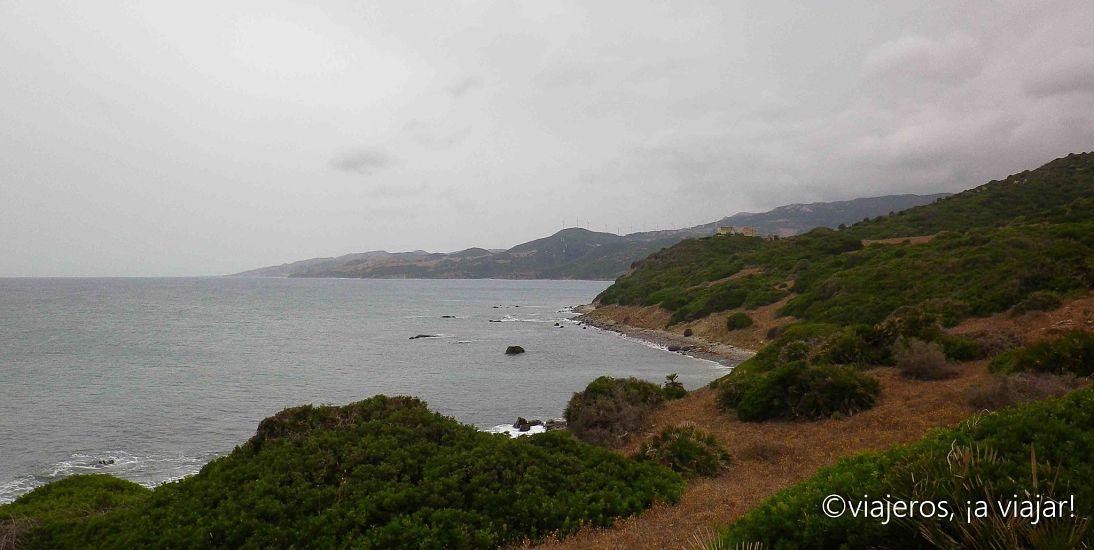 Estrecho. Punta de Carnero