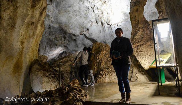 Cueva de los murciélagos.