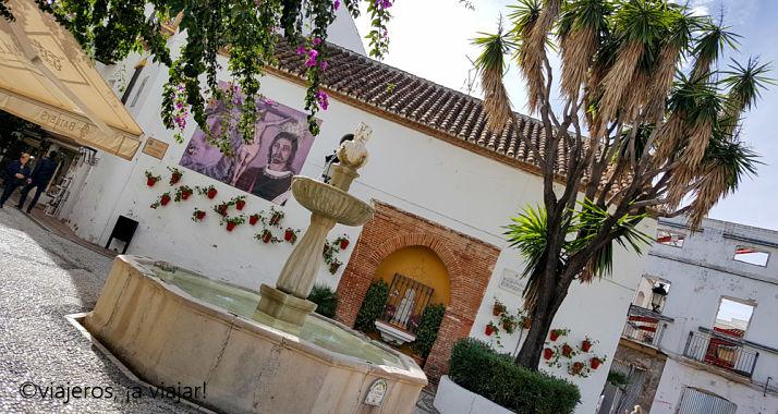 Emirta Santiago. Marbella