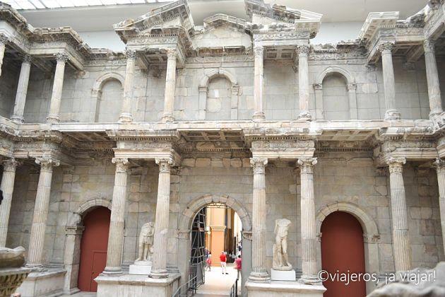 Museo Pergamo. Isla de los museos