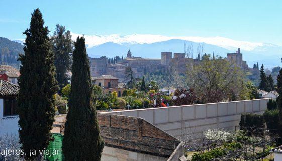 DOBLA ORO. Vistas desde el Palacio