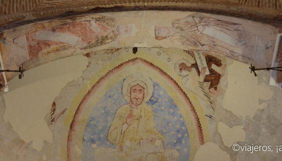 Cristo de la Luz. arte románico