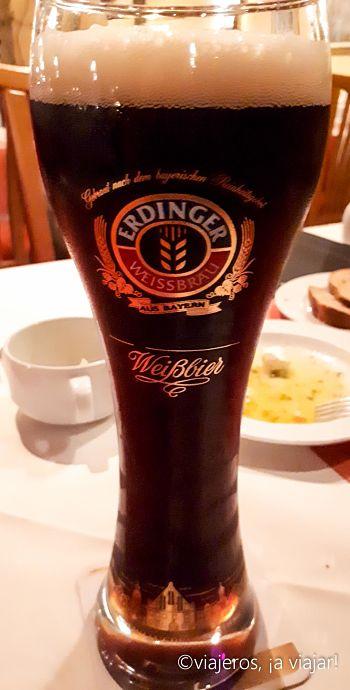 Cerveza dunkel