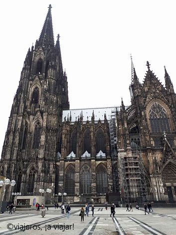Ruta Mosela. Catedral Colonia