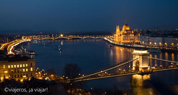 BUDAPEST. Vistas desde el castillo