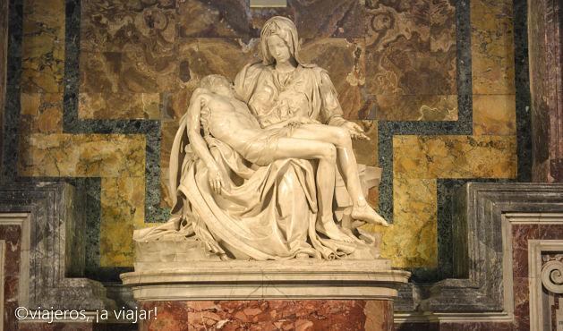 IGLESIAS ROMA. La Piedad