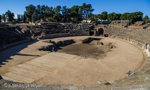 Mérida. Anfiteatro