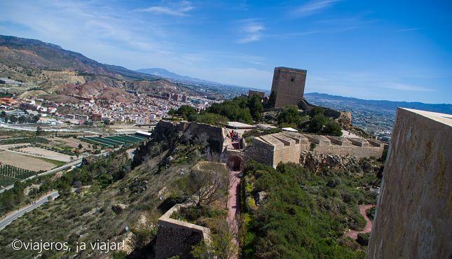REGIÓN MURCIA. Castillo Lorca
