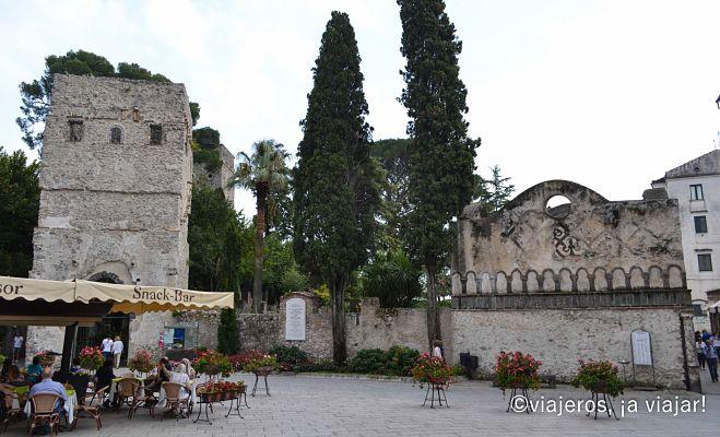 Villa Rufolo. Ravello