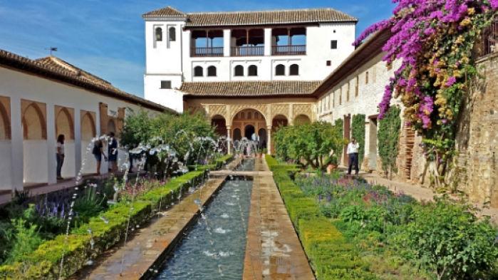 Destinos top Granada
