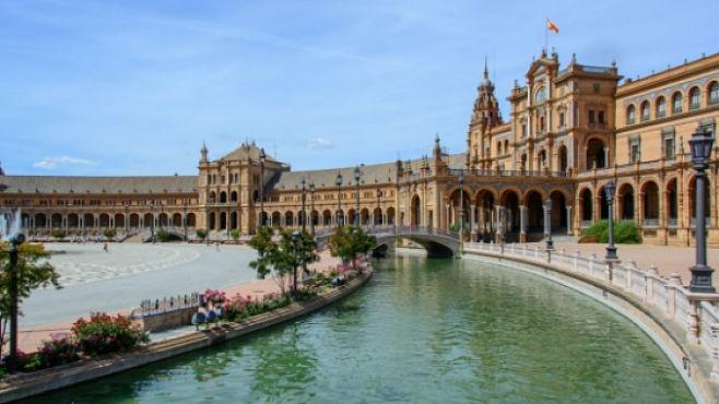Destinos top Sevilla