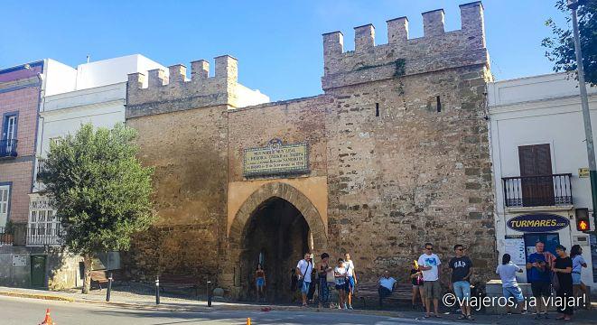 TARIFA. Puerta de Jerez