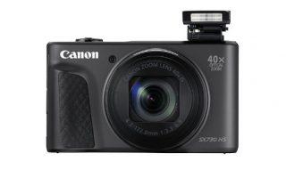 cámara Canon powershot SX730