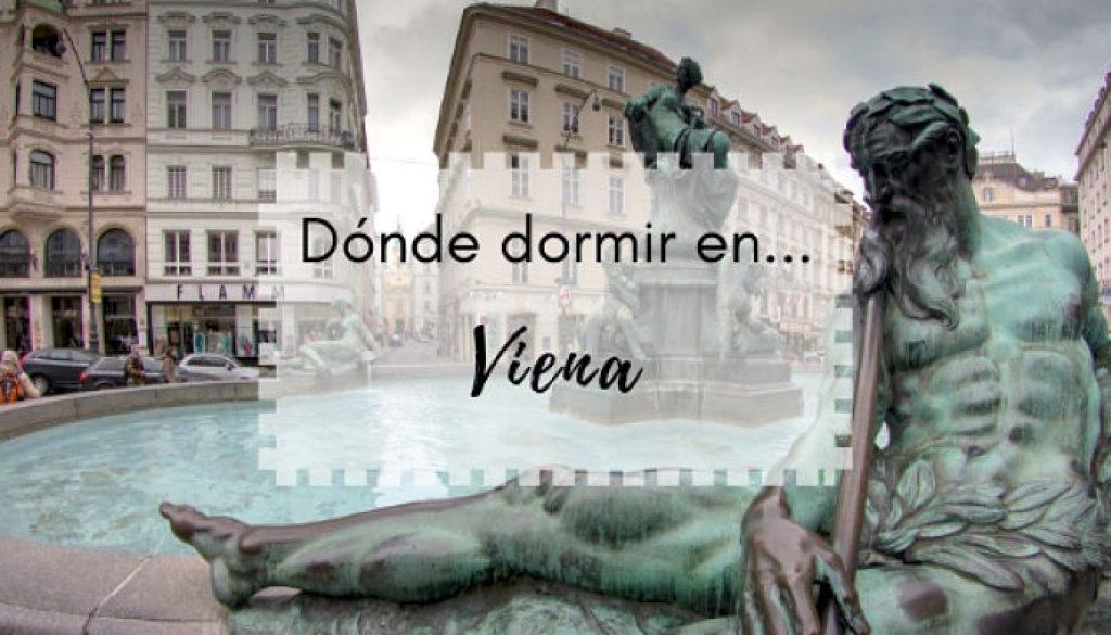 Dónde dormir en Viena a buen precio