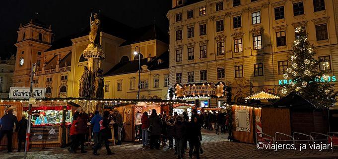 Mercados navideños. Altwiener