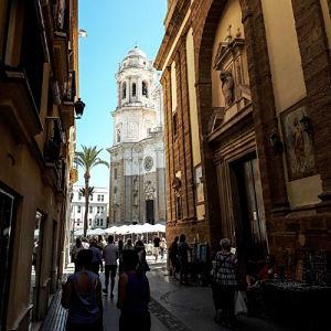 Cádiz capital