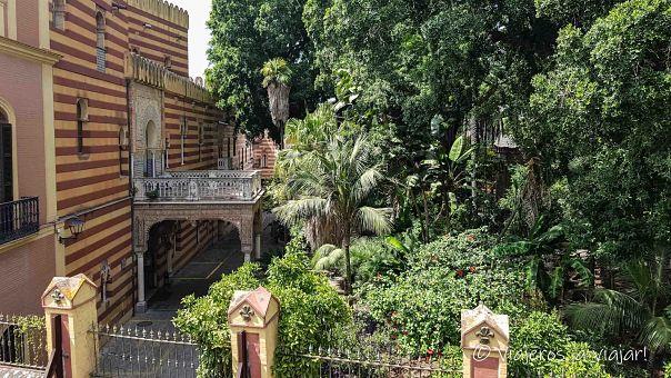 Palacio en Sanlúcar