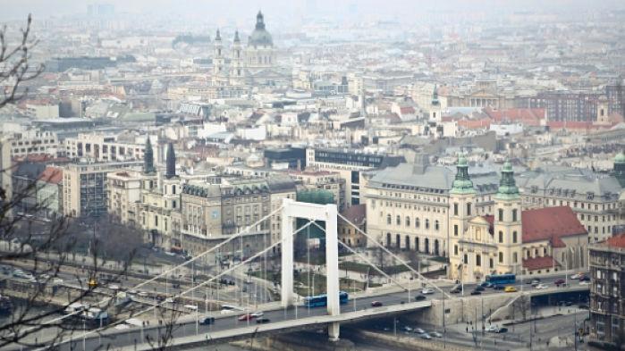 Dónde dormir en Budapest