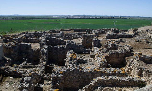 restos de ciudad fenicia