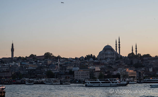 Viaje por Turquía