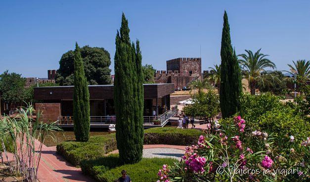 Visita al castillo de Silves