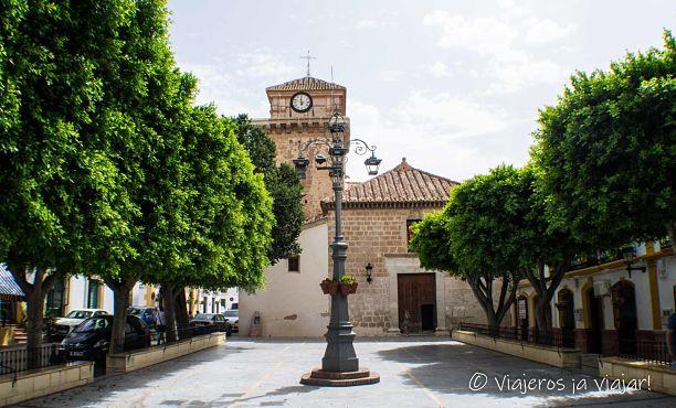 Iglesia de Nijar