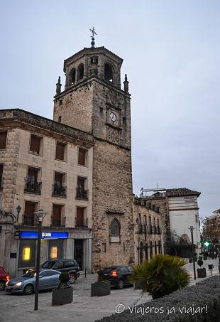 Plazas de Úbeda