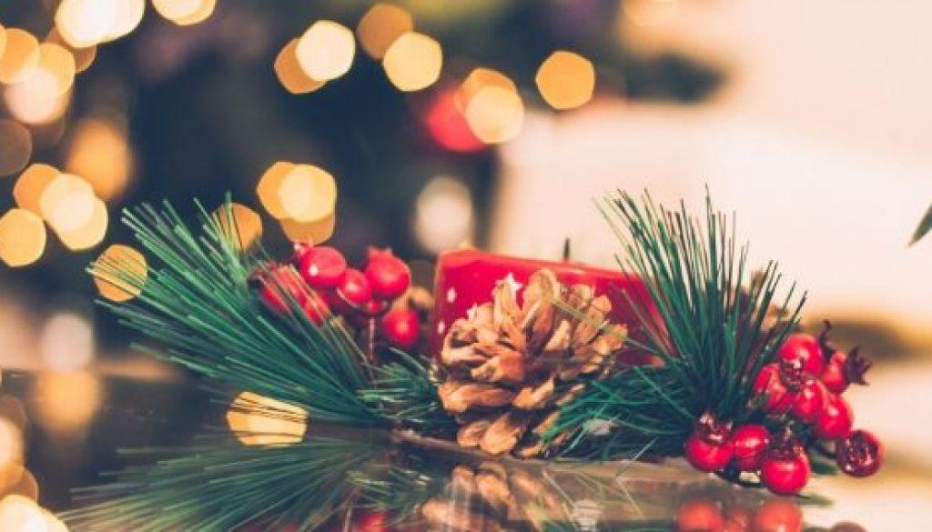 agenda de navidad