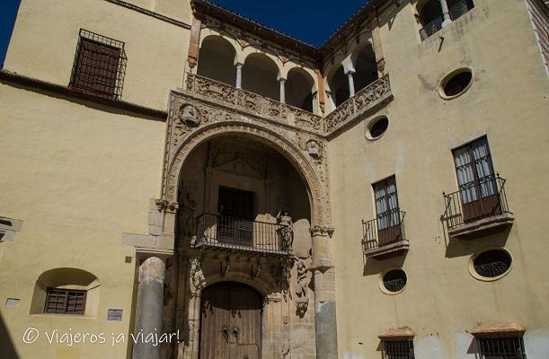 Palacios de Écija