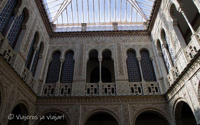 decoración palacio justicia