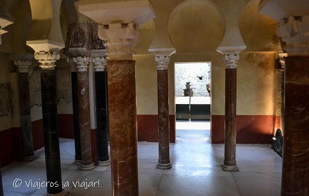 Baños califales del Alcázar